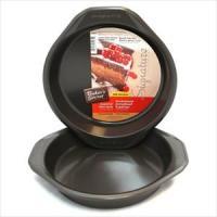 "Bakers Secret Signature 2-Pc 9"" Round Cake Set"