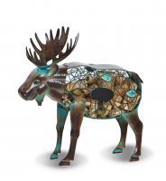 Picnic Plus Cork Caddy - Moose