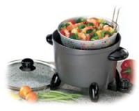 Presto 6003 6 Quart Options Multi-Cooker/Steamer