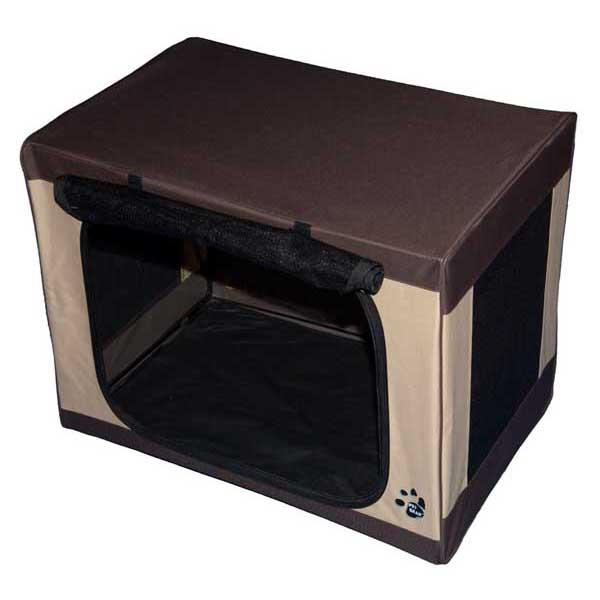 "Pet Gear Travel Lite Soft Crate Sahara 21"" x 15"" x 15"""