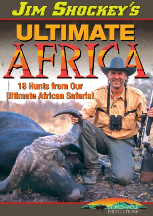 Stoney-Wolf Jim Shockey's Ultimate Africa DVD