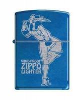 Zippo Procut Windy Girl Blue