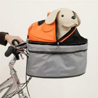 PetEgo Pod iLove Pet Carrier, Orange and Grey