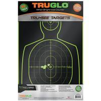 Target Handgun 12X18 50Pk