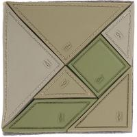 Maxpedition Tangram 7-Piece Patch Arid