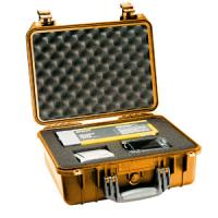 Pelican Products 1450 Case, Orange with Foam