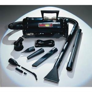 Metro DataVac Pro Series Toner Vacuum with Micro Cleaning Tools, 4 Color Display Carton