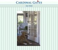 Cardinal Gates Clear Pet Door Shield