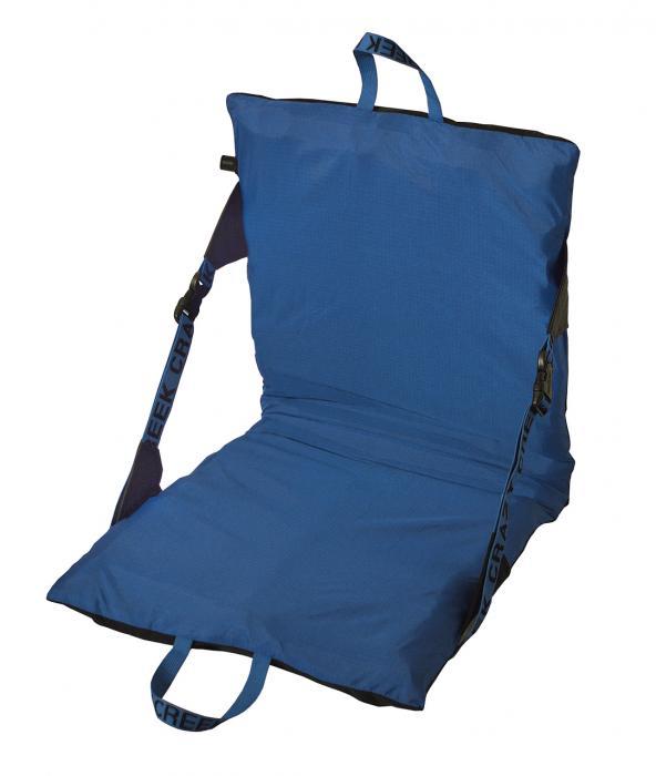 Crazy Creek Air Chair Compact Black/Royal