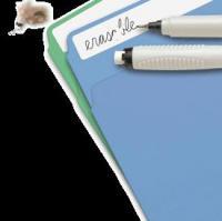 Jokari Erasable File Labels Starter Kit, 80 labels