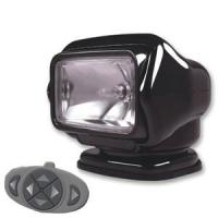 Golight Stryker Searchlight 12V w/Wireless Dash Remote - Black