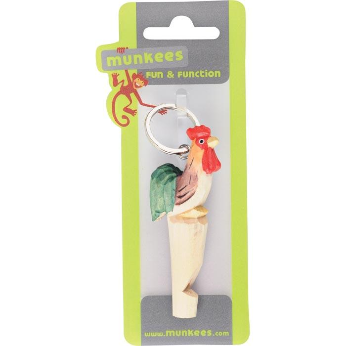 Munkees Wood Whistle - Rooster