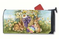 Magnet Works Easter Bunnies MailWrap