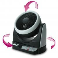 Royal Sovereign Black 10 Inch Dual Oscillating Fan