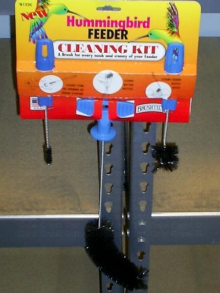 Brushtech Brushes Hummingbird 3- Brush Kit for Cleaning Hummingbird Feeders