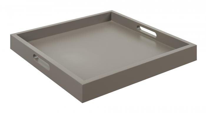 Conveience Concepts Palm Beach Tray, Gray