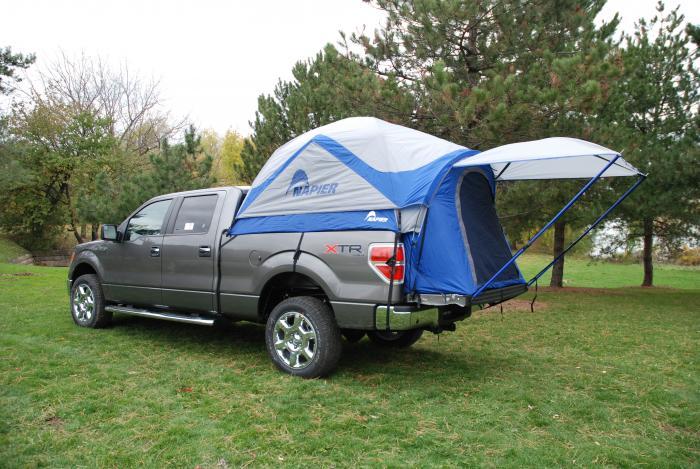 Sportz Truck Tent Full Size Crew Cab