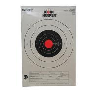 Champion Traps & Targets Orange Bull  25Yd Pistol