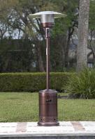 Fire Sense Hammer Tone Bronze Commercial Patio Heater