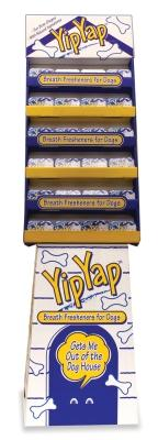 Yip Yap Breath Treats Display