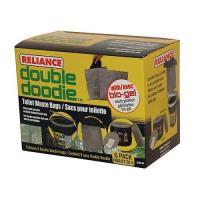 Reliance Doubledoodie Toilet Bag
