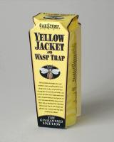 Spring Star Slim Yellow Jacket Trap