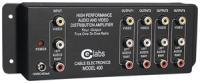 Ce Labs AV 400 Prograde Composite A/v Distribution Amplifiers (1 Input â?? 4 Output)