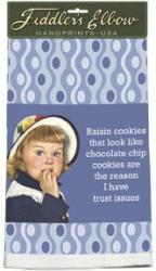 Fiddler's Elbow Raisin Cookies Towel
