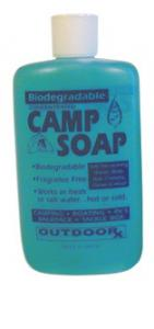 OutdoorX Camp Soap, 8 Ounce