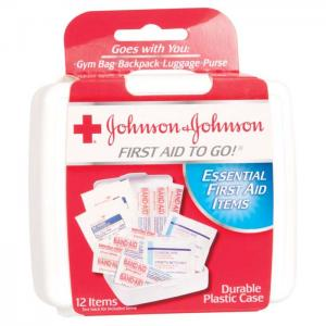 First Aid by Johnson & Johnson