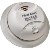 First Alert SA340CN Smoke Alarm with Lithium Battery