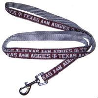 Texas A&M Aggies Leash Medium