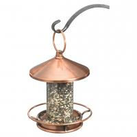Good Directions Classic Perch Bird Feeder, Venetian Bronze