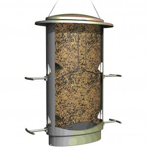Squirrel Proof Bird Feeders by Classic Brands