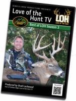 Outdoor Edge Best of LOH Season 3 DVD