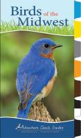 Adventure Publications Birds of the Midwest (Adventure Quick Guide)