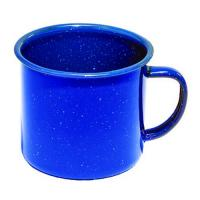 Texsport Mug, Enamel Coffee 24 Ounce