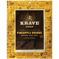 Krave Jerky Orange Beef - 3.25 oz