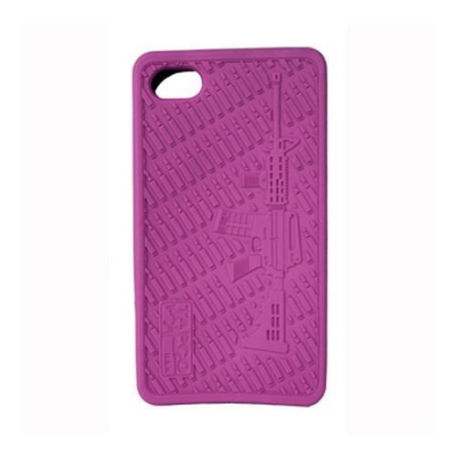 Tapco iPhone 4/4s AR-15 Case, Pink