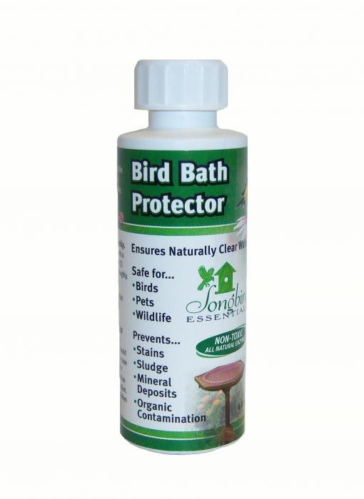 Songbird Essentials 8 oz Birdbath Protector