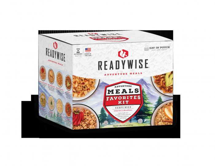 Wise ReadyWise Camping Favorites - 9 Ct Pack