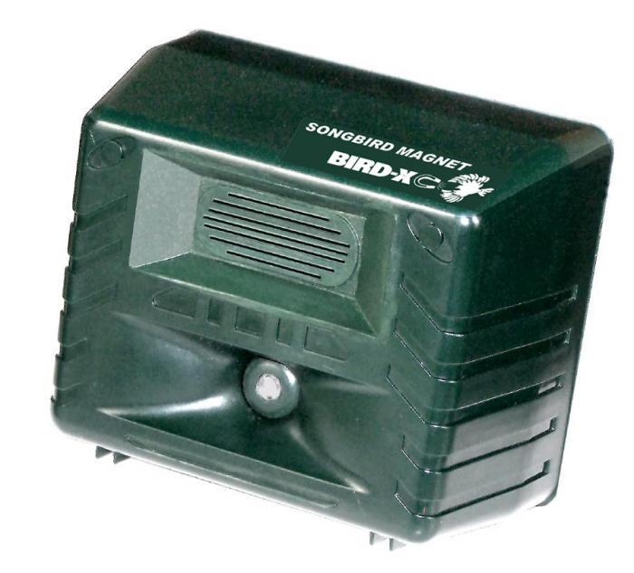 Bird-X Songbird Magnet Bird Caller