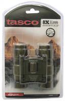 Tasco Essentials 8x21mm Brown/Camo Binoculars