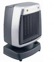 Optimus H1382 Portable 2-Speed Oscillating Fan Heater with Thermostat