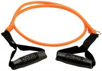 Gofit GF-4TT25 Smart Weight Power Tube (25 Lbs; Orange)