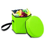 Picnic Time Bongo 12-Quart Collapsible Cooler, Lime