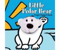 Chronicle Books Little Polar Bear Finger Puppet Book