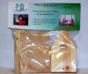 Songbird Cedar Wren House Kit