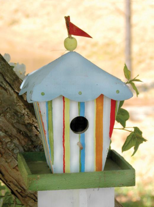 Songbird Essentials Circus Birdhouse