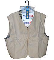 Heat Factory Climate Control Vest Tan